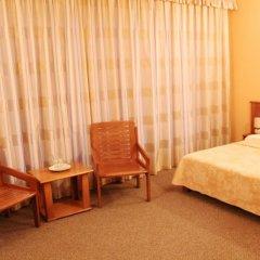 Гостиница Мелодия гор 3* Улучшенный номер разные типы кроватей фото 12