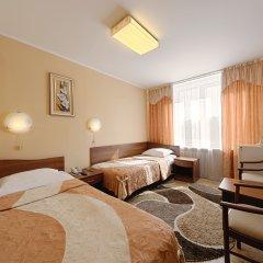 Гостиница «Барнаул» 3* Номер категории Эконом с различными типами кроватей фото 3