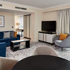 Отель Hilton Vienna Австрия, Вена - 13 отзывов об отеле, цены и фото номеров - забронировать отель Hilton Vienna онлайн комната для гостей фото 18
