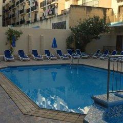 The Bugibba Hotel бассейн фото 5