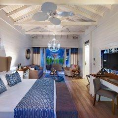 Отель Nirvana Lagoon Villas Suites & Spa 5* Вилла с различными типами кроватей