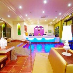 Отель Peace Resort Pattaya детские мероприятия