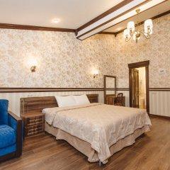 Мини-Отель Вилла Полианна Номер Комфорт с различными типами кроватей фото 4