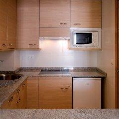 Отель Compostela Suites 3* Стандартный номер с различными типами кроватей фото 2