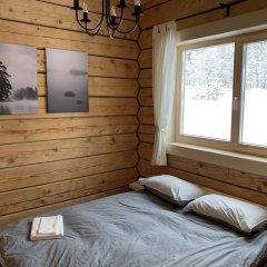 База Отдыха Forrest Lodge Karelia Улучшенный шале с разными типами кроватей фото 5