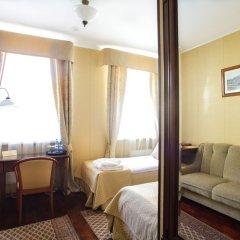 Гостиница Аркадия 4* Улучшенный номер разные типы кроватей фото 10