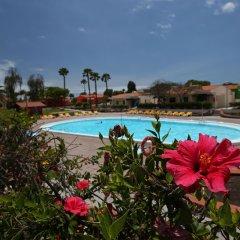 Отель Bungalows Colorado Golf Maspalomas бассейн фото 2