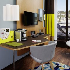 25hours Hotel Zürich West 4* Номер Silver с двуспальной кроватью фото 15