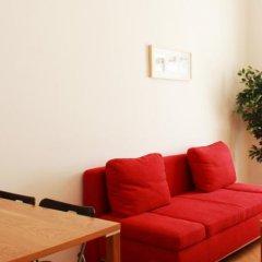 Отель Residence Bílkova Чехия, Прага - отзывы, цены и фото номеров - забронировать отель Residence Bílkova онлайн комната для гостей фото 5
