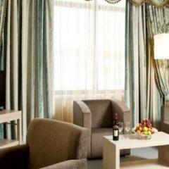Гостиница Аквариум комната для гостей фото 3