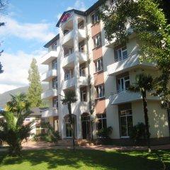 Отель Пансионат «Аибга» вид на фасад фото 2