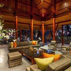 Отель Amanpuri Resort Пхукет гостиничный бар