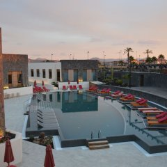 Отель Pierre & Vacances Village Club Fuerteventura OrigoMare балкон