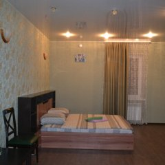 Мини-Отель Веселый Соловей Улучшенный номер с различными типами кроватей фото 4