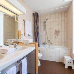 Europ Hotel 3* Quad семейный номер с различными типами кроватей фото 4