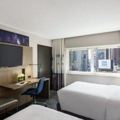 Отель Novotel New York Times Square 4* Улучшенный номер с различными типами кроватей