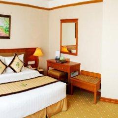 Отель Hanoi Sahul Hotel Вьетнам, Ханой - отзывы, цены и фото номеров - забронировать отель Hanoi Sahul Hotel онлайн комната для гостей фото 5