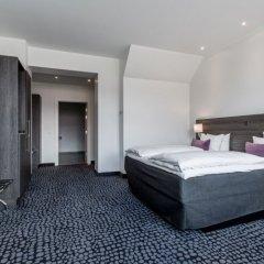 Mercur Hotel 3* Люкс с различными типами кроватей фото 2