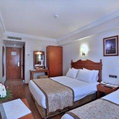 Lady Diana Hotel 4* Номер Triple с различными типами кроватей фото 3