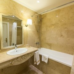 Гостиница Новомосковская ванная фото 5