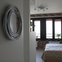 Апартаменты Савеловский Сити 43 этаж Студия с различными типами кроватей фото 6