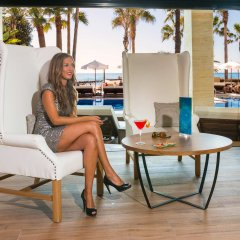 Amàre Beach Hotel Marbella интерьер отеля