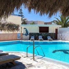 Отель Rena Греция, Остров Санторини - отзывы, цены и фото номеров - забронировать отель Rena онлайн бассейн фото 2