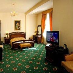 Гостиница Татьяна 3* Люкс с различными типами кроватей