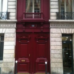 Отель 52 Clichy B&B Париж вид на фасад фото 3