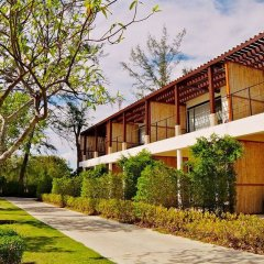 Отель Twin Lotus Resort and Spa - Adults Only Ланта вид на фасад фото 3