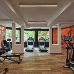 Отель Vogue Resort & Spa Ao Nang фитнесс-зал