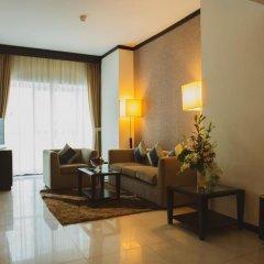 Grandeur Hotel 4* Представительский люкс фото 4