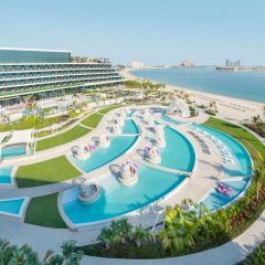 Отель W Dubai The Palm Дубай бассейн фото 4