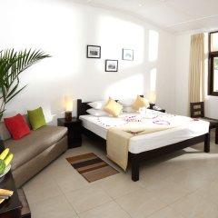 Отель Nuwarawewa Rest House Шри-Ланка, Анурадхапура - отзывы, цены и фото номеров - забронировать отель Nuwarawewa Rest House онлайн комната для гостей фото 2