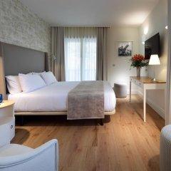 Отель Eurostars Porto Douro Стандартный номер разные типы кроватей фото 7