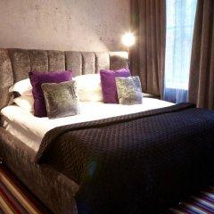 Отель Malmaison London 4* Номер Charterhouse square club с различными типами кроватей фото 3