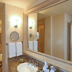 Отель Real InterContinental Tegucigalpa at Multiplaza Mall ванная