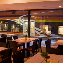 GO Hotel Snelli гостиничный бар