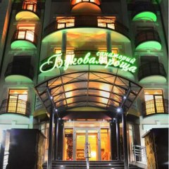 Гостиница Буковая роща в Железноводске отзывы, цены и фото номеров - забронировать гостиницу Буковая роща онлайн Железноводск вид на фасад фото 3