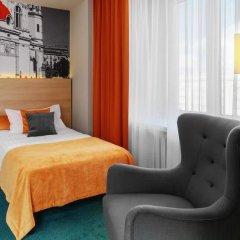 Отель MDM City Centre Польша, Варшава - 12 отзывов об отеле, цены и фото номеров - забронировать отель MDM City Centre онлайн комната для гостей фото 4