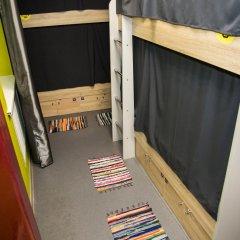 Гостиница Хостелы Рус - Чистые пруды Кровать в общем номере с двухъярусной кроватью фото 2