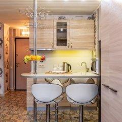 Апарт-Отель Kvart-Hotel Dream Island Апартаменты с различными типами кроватей фото 14