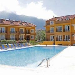 Pinara Resort Турция, Олудениз - отзывы, цены и фото номеров - забронировать отель Pinara Resort онлайн бассейн