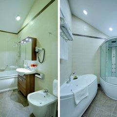 Гостиница LES Art Resort в Дорохово отзывы, цены и фото номеров - забронировать гостиницу LES Art Resort онлайн ванная