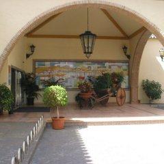 Отель Smy Costa del Sol вид на фасад