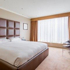 Отель Radisson Blu Edwardian Heathrow 4* Улучшенный номер с различными типами кроватей фото 3