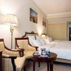 Гостиница The Rooms 5* Стандартный семейный номер с различными типами кроватей фото 2