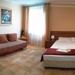 Мини-отель Банановый рай Улучшенный номер с разными типами кроватей фото 2