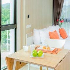 Отель Connext Residence 3* Улучшенные апартаменты с разными типами кроватей