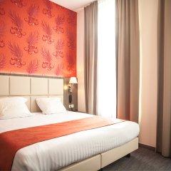 Отель DANSAERT Брюссель комната для гостей фото 9